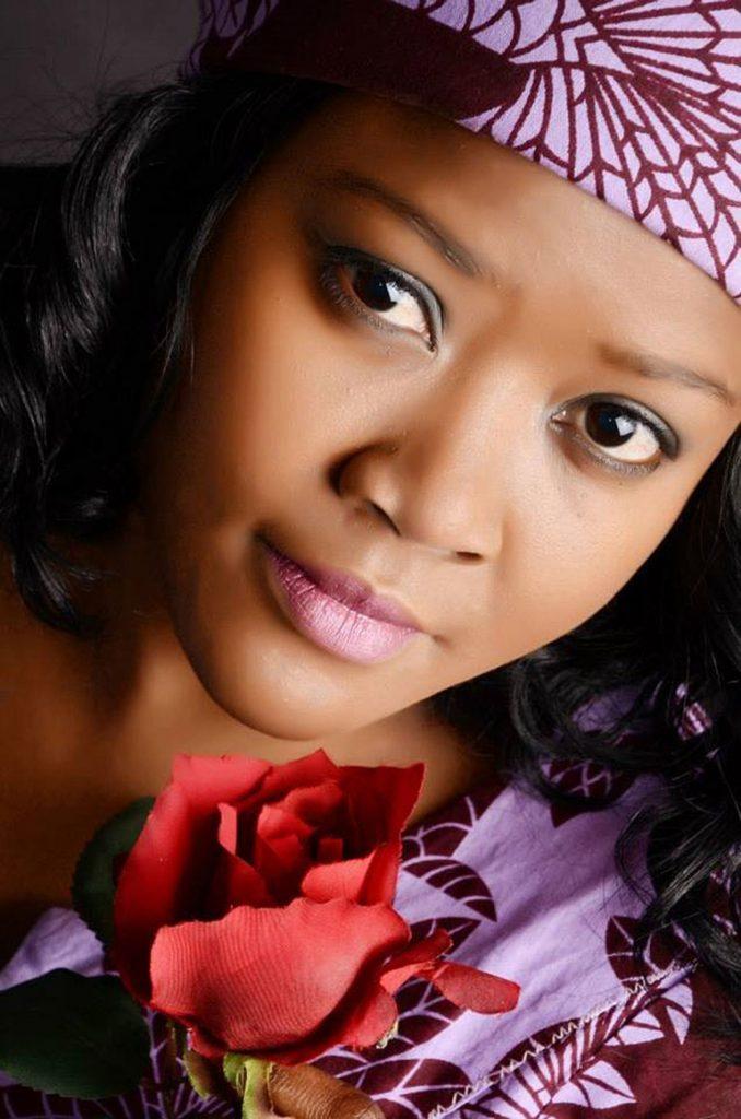 Francine Mukwaya Sodi, Congolese Activist and Human Rights Campaigner, Founder of Kitunga Ya Mboka
